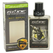Gi Joe by Marmol & Son Eau de Toilette Spray 3.4 oz