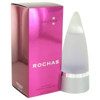 Rochas Man by Rochas Eau de Toilette Spray 3.4 oz..