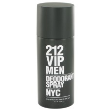 212 VIP by Carolina Herrera Deodorant Spray 5 oz