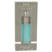 360° by Perry Ellis Eau de Toilette Spray 1 oz..