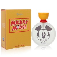 Mickey Mouse By Disney Eau De Toilette Spray 1.7 Oz..