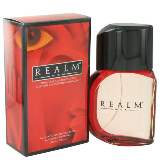 Realm By Erox Eau de Toilette / Cologne Spray 3.4 oz
