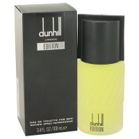 Dunhill Edition by Alfred Dunhill Eau de Toilette Spray 3.4 oz..