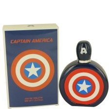 Captain America by Marvel Eau de Toilette Spray 3.4 oz..