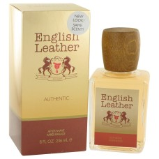 English Leather by Dana After Shave 8 oz..