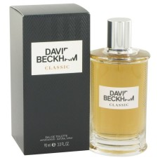 David Beckham Classic by David Beckham Eau de Toilette Spray 3 oz