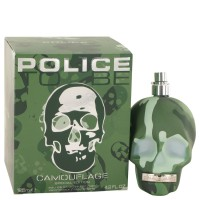 Police To Be Camouflage by Police Colognes Eau De Toilette Spray (Spec..