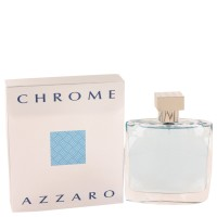 Chrome By Azzaro Eau De Toilette Spray 3.4 Oz..