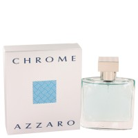 Chrome By Azzaro Eau De Toilette Spray 1.7 Oz..