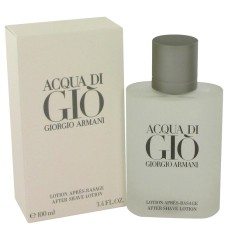 Acqua Di Gio by Giorgio Armani After Shave Lotion 3.4 oz