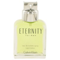 Eternity by Calvin Klein Eau de Toilette Spray (Tester) 3.4 oz..