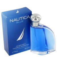 Nautica Blue by Nautica Deodorant Spray 5 oz..