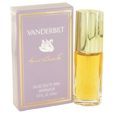 Vanderbilt By Gloria Vanderbilt Eau De Toilette Spray .5 Oz..