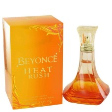 Heat Rush by Beyonce Eau de Toilette Spray 3.4 oz..