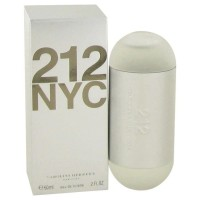 212 by Carolina Herrera Eau de Toilette Spray (New Packaging) 2 oz..