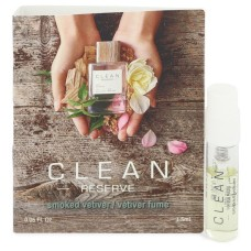 Clean Smoked Vetiver by Clean Vial (sample) .05 oz..