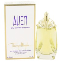 Alien Eau Extraordinaire by Thierry Mugler Eau de Toilette Spray Refillable 2 oz