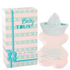 Baby Tous by Tous Eau De Cologne Spray 3.4 oz..