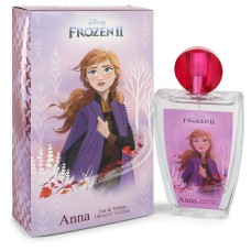 Disney Frozen Ii Anna By Disney Eau De Toilette Spray 3.4 Oz..