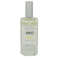 1902 Tonique by Berdoues Eau De Cologne Spray (Tester) 4.2 oz