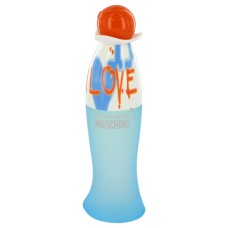 I Love Love by Moschino Eau de Toilette Spray (Tester) 3.4 oz..