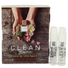 Clean Reserve Citron Fig By Clean Vial Set Includes Citron Fig And Sel..