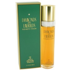 Diamonds & Emeralds by Elizabeth Taylor Eau de Toilette Spray 3.3 oz