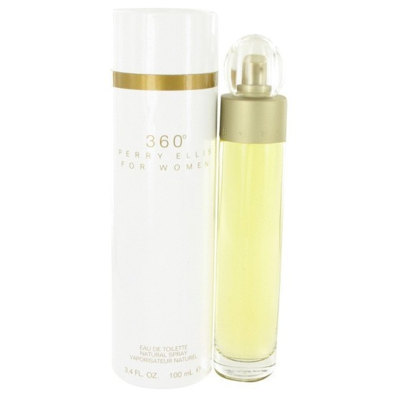 360° by Perry Ellis Eau de Toilette Spray 3.4 oz