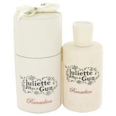 Romantina By Juliette Has A Gun Eau De Parfum Spray 3.3 oz..
