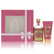 4711 Floral Collection Rose by 4711 Gift Set..