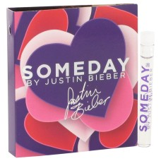 Someday by Justin Bieber Vial (sample) .05 oz..