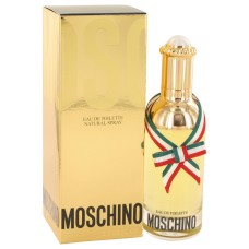 Moschino By Moschino Eau De Toilette Spray 2.5 Oz..