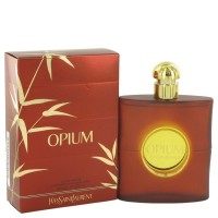 Opium by Yves Saint Laurent Eau de Toilette Spray (New Packaging) 3 oz