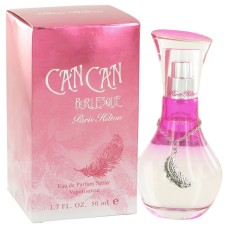 Can Can Burlesque By Paris Hilton Eau de Parfum Spray 1.7 oz..