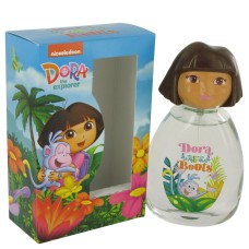 Dora And Boots By Marmol & Son Eau De Toilette Spray 3.4 oz..