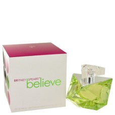 Believe by Britney Spears Eau de Parfum Spray 3.4 oz..